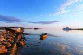 The White Sea. — Stock Photo