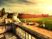Muzeum-zespół pałacowo-parkowy arkhangelskoye — Zdjęcie stockowe