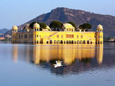 The palace Jal Mahal — Stock Photo