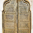 Old Golden Doors of the Hawa Mahal. — Stock Photo #19581907
