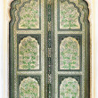 Hand Painted Old Doors inside HawMahal. — Stock Photo #19581911