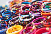 Traditional Indian bangles — Stock Photo