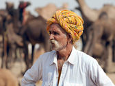Pushkar fair — Stock Photo