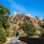 Kumbhalgarh fort, Rajasthan, India — Stock Photo