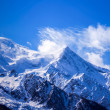 Stock Photo: Mont Blanc.