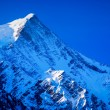 Mont Blanc. — Stock Photo