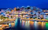 Agios Nikolaos, Crete, Greece — Stock Photo
