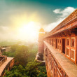 Agra Fort. Agra, Uttar Pradesh, India, Asia. — Stock Photo #38671401