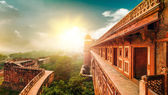 Agra Fort. Agra, Uttar Pradesh, India, Asia. — Stock Photo