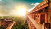 Agra Fort. Agra, Uttar Pradesh, India, Asia. — Stock Photo