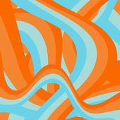 Soyut renkli çizgiler vektör arka plan — Stok Vektör