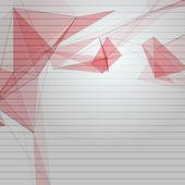 Hand-Drawn Abstract Art Shapes — Stock Vector