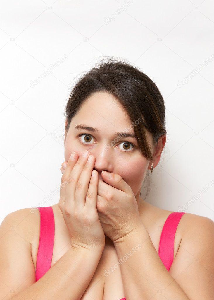 Как вшопе закрыть на рот