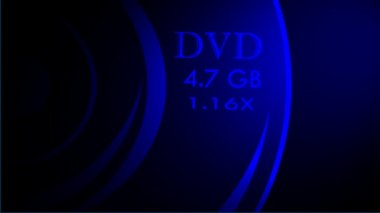 DVD animation — Stock Video #12648809