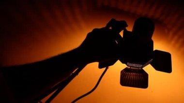 Video light — Stock Video #13339126