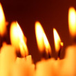 Stock Video: candle