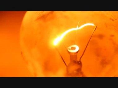 Tungsten bulb — Stock Video #25977883