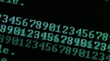 Computer code — Stock Video