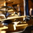 Close up of Clock Mechanism — Stock Video