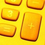 Calculator — Stock Photo #29990913