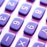 Calculator — Stock Photo #29991899