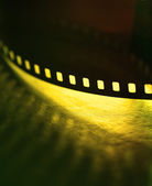 35 mm movie Film — Stock Photo