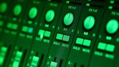 Audio amp — Stock Video