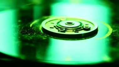 DVD disk — Stock Video