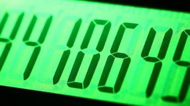 Digital Calculator — Stock Video