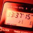 Digital clock — Stock Video #33196071