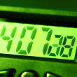 Digital clock — Stock Photo #39786183