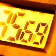 Digital clock — Stock Photo #39787729