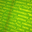 HTML codes — Stock Photo #39814447