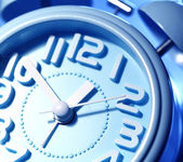 Clock face — Stockfoto