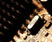 Placa de circuito — Foto de Stock