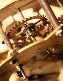 Clock Mechanism — Стоковое фото