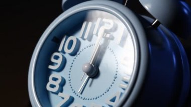 Reloj — Vídeo de Stock