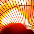 Stock Photo: Industrial Fan