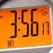 Digital clock — Stock Photo #40236575