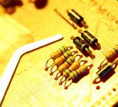 Circuit board — Стоковое фото