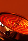 Heating coil — Stock Photo