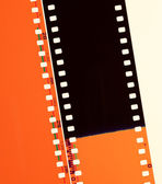 Negative films — Stock Photo
