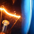 Stock Video: Tungsten bulb