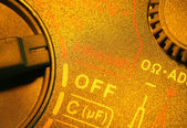 Elektriska multimeter — Stockfoto
