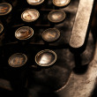 Typewriter — Stock Photo #40511227