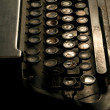 Typewriter — Stock Photo #40511315
