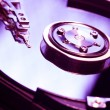 Stock Photo: Hard Disk Drive