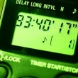 Stok video: Digital timer