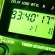 Digital timer — Stock Video