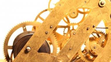 Clock Mechanism — Stock Video